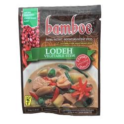 BAMBOE - Bumbu Lodeh - Préparation d'épices pour Lodeh