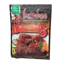 BAMBOE - Bumbu Bali - Préparation d'épices balinaises