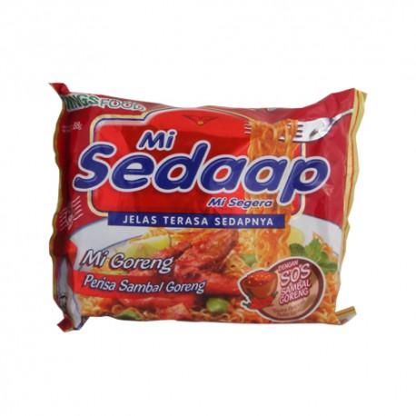 Wingsfood - Mi Goreng Sambal - Nouilles Indonésiennes Epicées