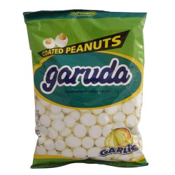 Garuda - Coated Peanuts Garlic - Saveur Ail