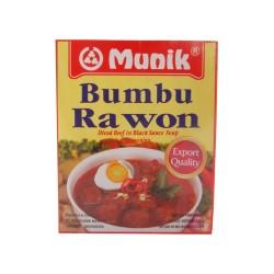 MUNIK - Bumbu Rawon - Préparation Rawon