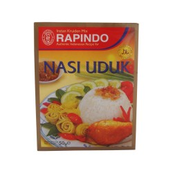 RAPINDO - Bumbu Nasi Uduk - Préparation pour Riz mélangé