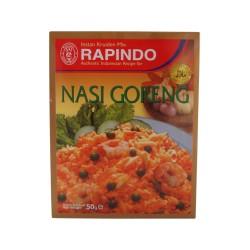 RAPINDO - Bumbu Nasi Goreng - Préparation Riz sauté