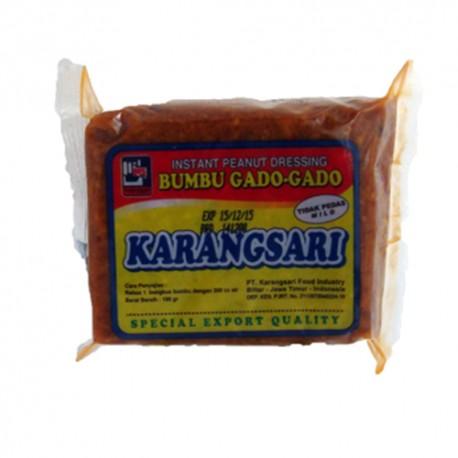 KARANGSARI - BUMBU GADO GADO - Préparation Gado Gado