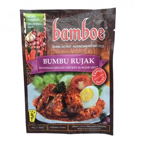 Bumbu Rujak - Préparation d'épices Rujak