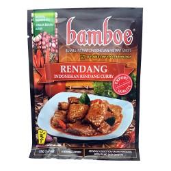 BAMBOE - Bumbu Rendang - Préparation d'épices pour Rendang