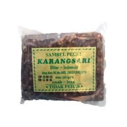 KARANGSARI - SAMBEL PECEL TIDAK PEDAS - Préparation Sauce cacahuètes Non Piquante