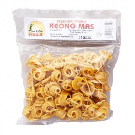 NESIA – Krupuk Kampung Keong Mas - Chips à frire