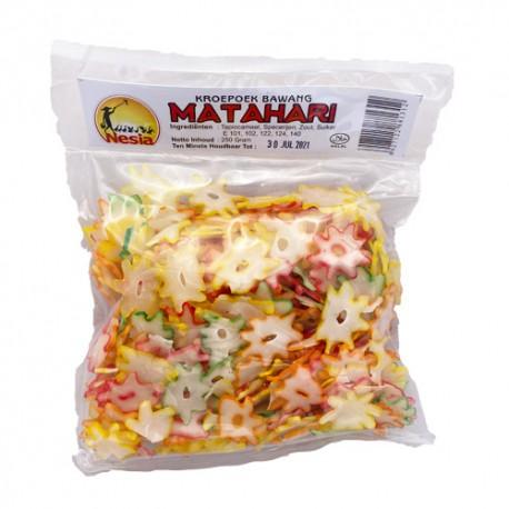 NESIA – Krupuk Kampung Matahari - Chips à frire