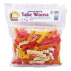 NESIA – Krupuk Kampung Talie Warna - Chips à frire