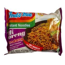 INDOMIE - Mi Goreng Rendang - Nouilles sautées saveur boeuf épicé