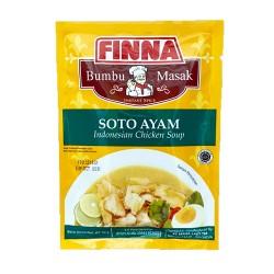FINNA - Soto Ayam Bumbu Masak - Préparation d'épices pour Soto Ayam