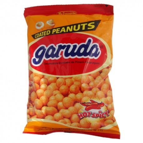Garuda - Coated Peanuts Garlic - Hot Spicy