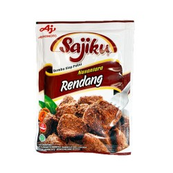 SAJIKU - Nusantara Rendang - Préparation d'épices pour Rendang