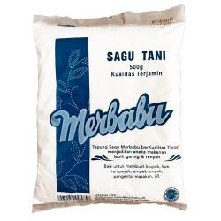 MERBABU - Sagu Tani - Fécule de Manioc