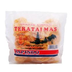 RAPINDO – Krupuk Kampung  Teratai Mas - Chips à frire