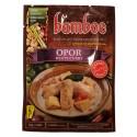BAMBOE - Bumbu Opor - Préparation d'épices pour Opor (curry blanc)