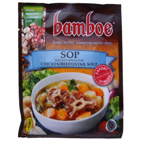 BAMBOE - Bumbu Opor - Préparation d'épices pour Sop Ayam Daging Buntut