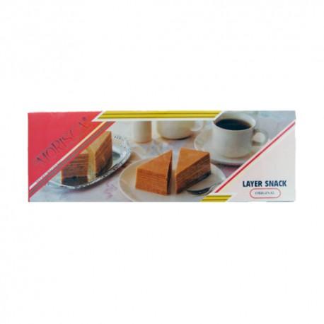Spekkoek Asli - Lapis Legit Asli - Gâteau indonésien traditionnel